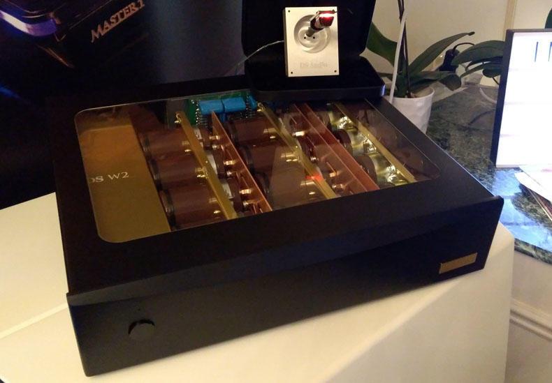 DS-W2: Phiên bản mới của dòng cartridge quang học từ DS Audio , giá bán gần 300 triệu đồng