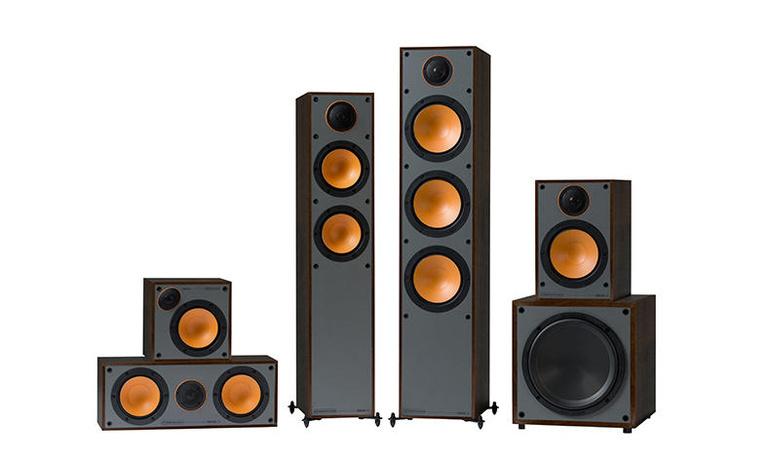 Monitor Audio giới thiệu dòng loa mới: