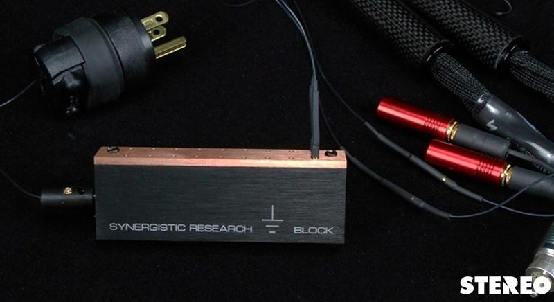 Synergistic Research Atmosphere Level 2: Dây dẫn dành cho dàn máy cao cấp