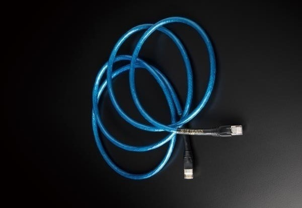 Nordost Blue Heaven Ethernet: Dây mạng chất lượng cao cho streaming nhạc số