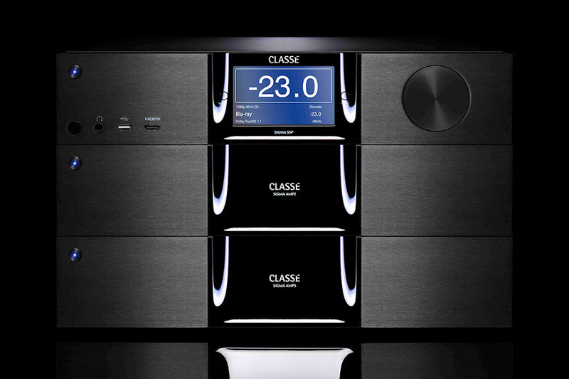 Sound United thâu tóm Classé Audio