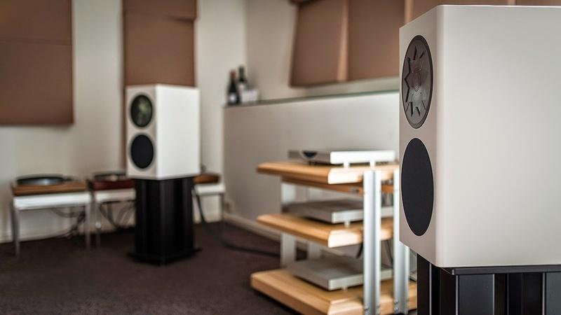 Manger Audio cung cấp bộ lọc Linn Exakt cho các loa thụ động của hãng
