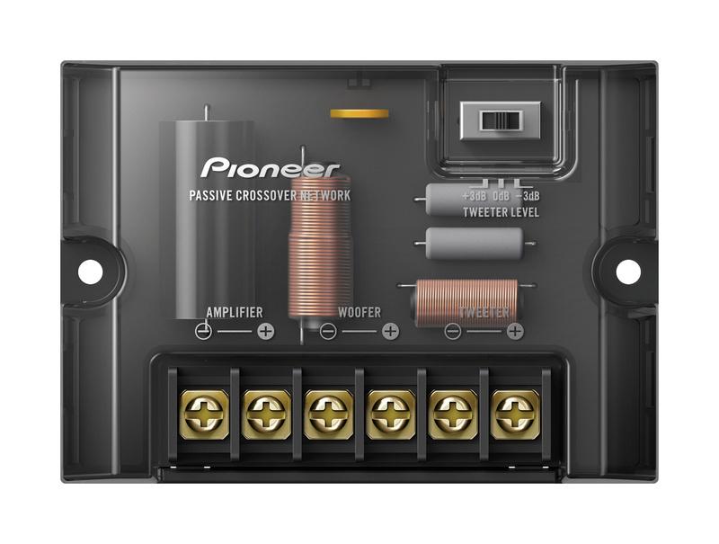 Pioneer Z Series: Dòng loa chất lượng cao dành cho xe hơi
