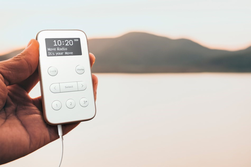 Pure giới thiệu cặp đôi máy nghe nhạc và radio DAB+ giá rẻ