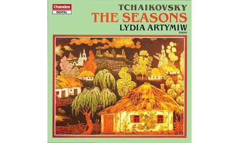 Tác phẩm Bốn mùa của Tchaikovsky