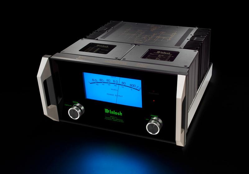 McIntosh MC611: Phiên bản cải tiến từ  power amplifier cao cấp MC601