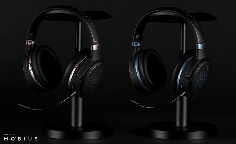 Audeze công bố tai nghe từ phẳng Mobius: Giải pháp âm thanh 3D cho game thủ và giới audiophile