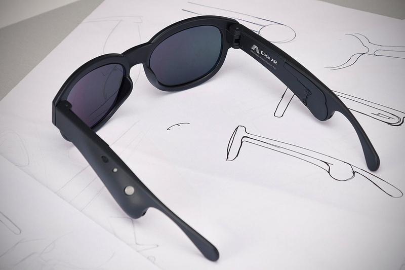 Bose giới thiệu công nghệ âm thanh thực tế ảo cùng chiếc kính thông minh