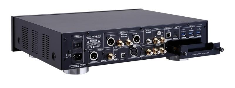 Cocktail Audio trình làng music server X45: Mọi nguồn nhạc chỉ trong một thiết bị