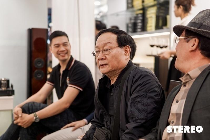 Công Audio khai trương showroom hi-end tại Tháp Hà Nội