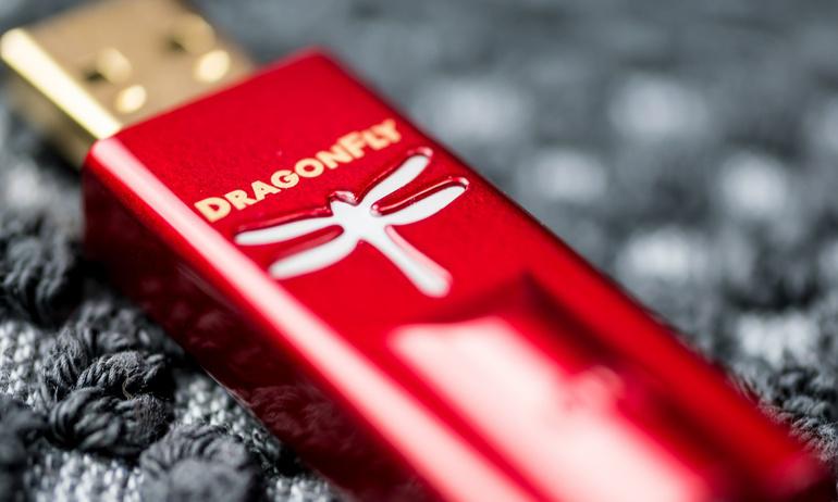 AudioQuest ra mắt bản cập nhật firmware v1.07 cho DragonFly Red/Black
