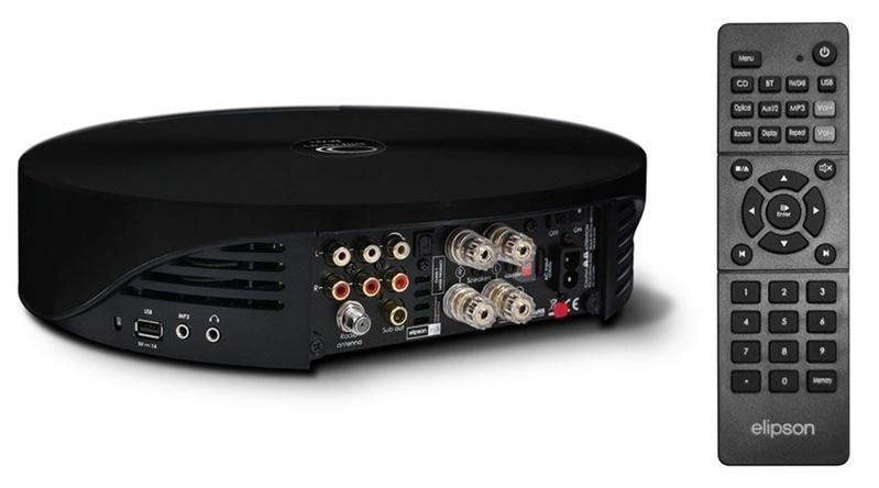 Elipson công bố Music Center BT HD