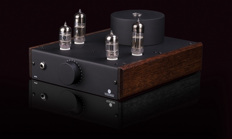 Feliks Audio giới thiệu ampli đèn cho tai nghe mang tên Echo