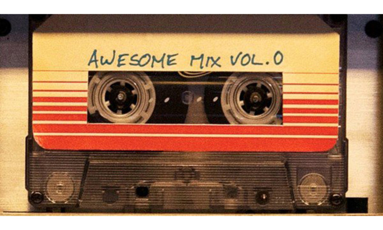 [Nghe gì cuối tuần] Guardians of the Galaxy Awesome Mix Vol.0