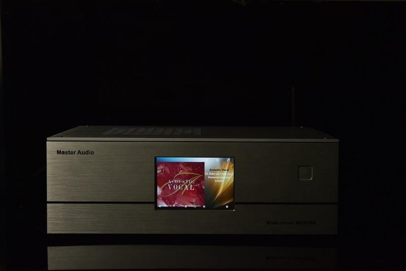 Music Server MS9038M : Thêm một sản phẩm mới của Master Audio