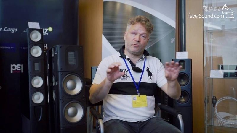 Nghe Michael Børresen chia sẻ bí quyết thành công của dây Ansuz và ampli Aavik tại Công Audio