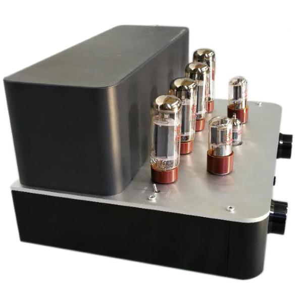 TAGA Harmony giới thiệu ampli đèn tích hợp TTA-500