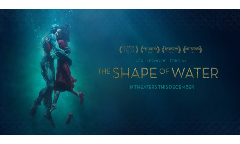 Oscar 2018: Chiến thắng về tay The Shape of Water
