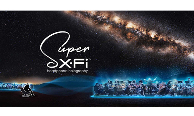 Creative Super X-Fi: Phương thức mới để tận hưởng âm thanh surround trên tai nghe của bạn