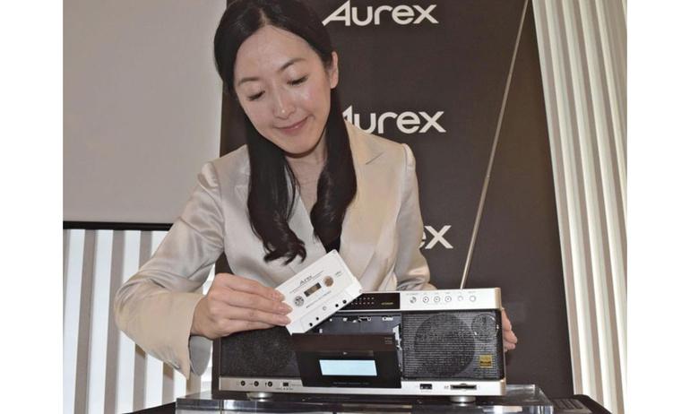 Toshiba ra mắt đầu cassette cao cấp, hỗ trợ phát nhạc hi-res