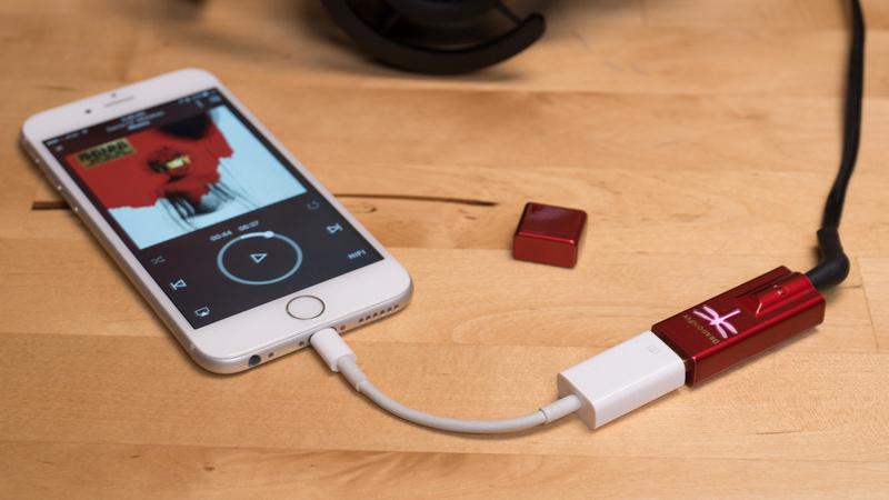 Làm sao để nghe nhạc Hi-Res bằng iPhone?