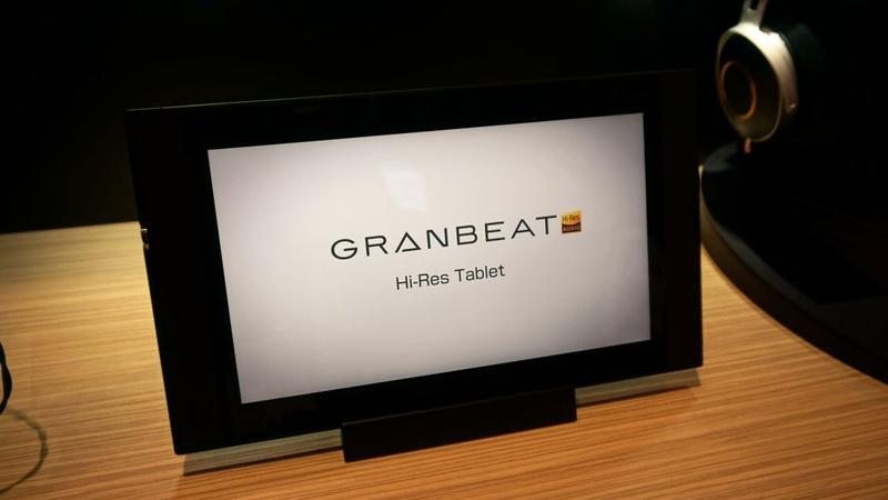 Onkyo Granbeat: Tablet có màn hình 4K, hỗ trợ âm thanh hi-res và DTS:X Premium