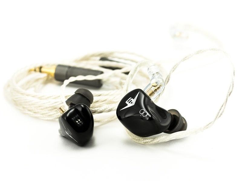Anole V6: Tai nghe in-ear custom sở hữu 6 driver BA
