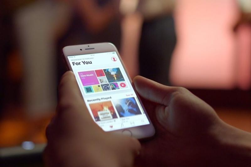 Apple Music bất ngờ cán mốc 40 triệu người dùng trả phí
