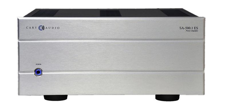 Cary Audio giới thiệu bộ đôi ampli công suất SA-200.2 ES và SA-500.1 ES