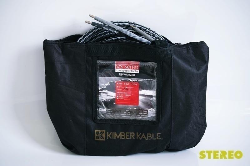 Kimber Kable 12VS: Lựa chọn tốt của dòng dây loa giá mềm