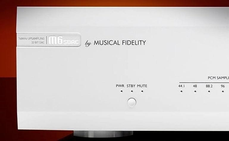 Musical Fidelity M6s DAC: Bộ giải mã kiêm headamp chất lượng cao