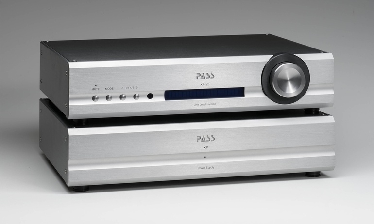 Pass Labs công bố XP-22 Pre-amp và XP-27 Phono dành cho phân khúc hi-end
