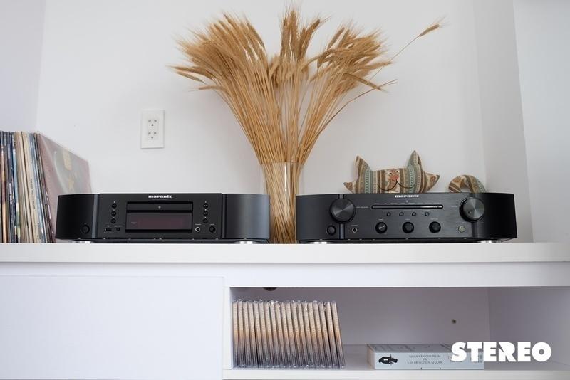 Dàn máy hi-fi Marantz - Polk Audio: Phối ghép sáng giá cho phân khúc phổ thông