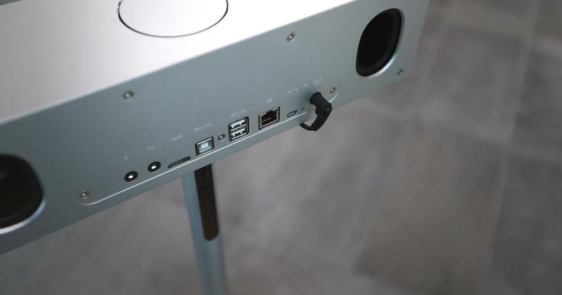 HiFi Rose RS-301: Network player all-in-one hoàn hảo cho không gian sống hiện đại