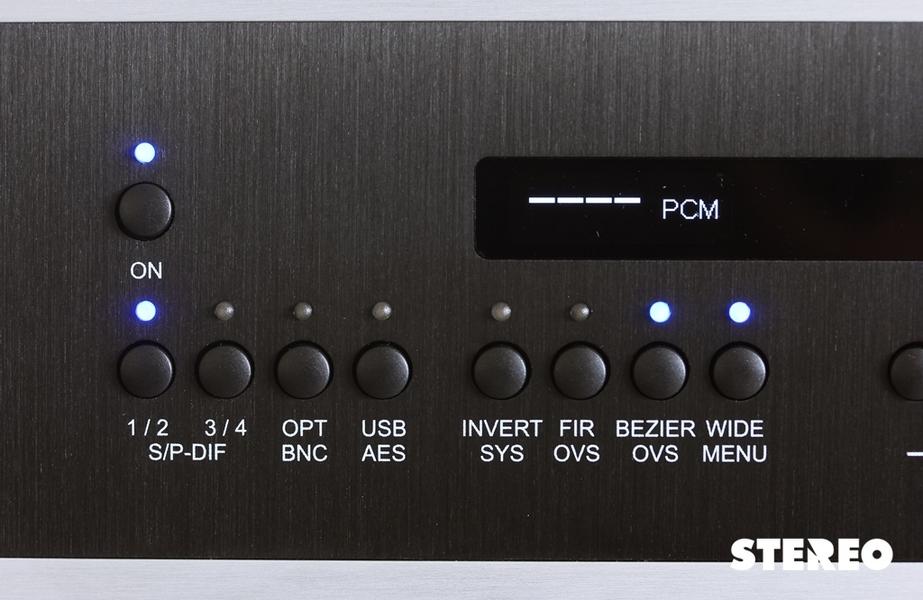 Bộ giải mã nhạc số cao cấp T+A DAC 8 DSD