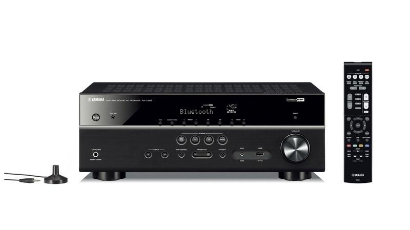 Yamaha phát hành AV Receiver giá rẻ RX-V385