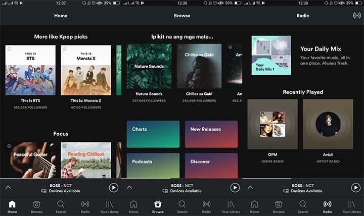 Spotify công bố loạt thay đổi mới có lợi hơn cho người dùng miễn phí