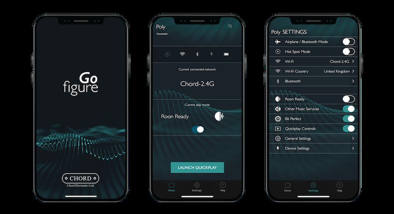 Điều khiển Chord Poly dễ dàng hơn với ứng dụng Gofigure