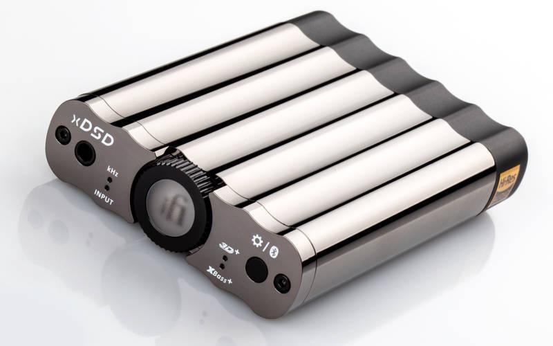 iFi Audio giới thiệu bộ giải mã hi-res xDSD