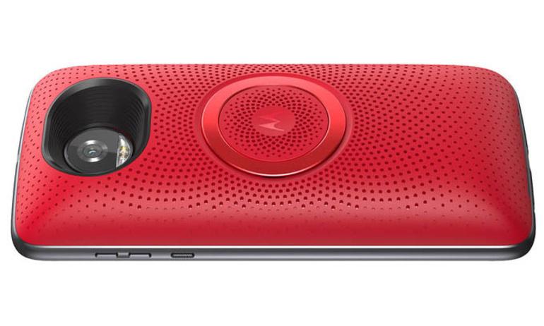 Motorola ra mắt phiên bản giá rẻ của loa Moto Mod