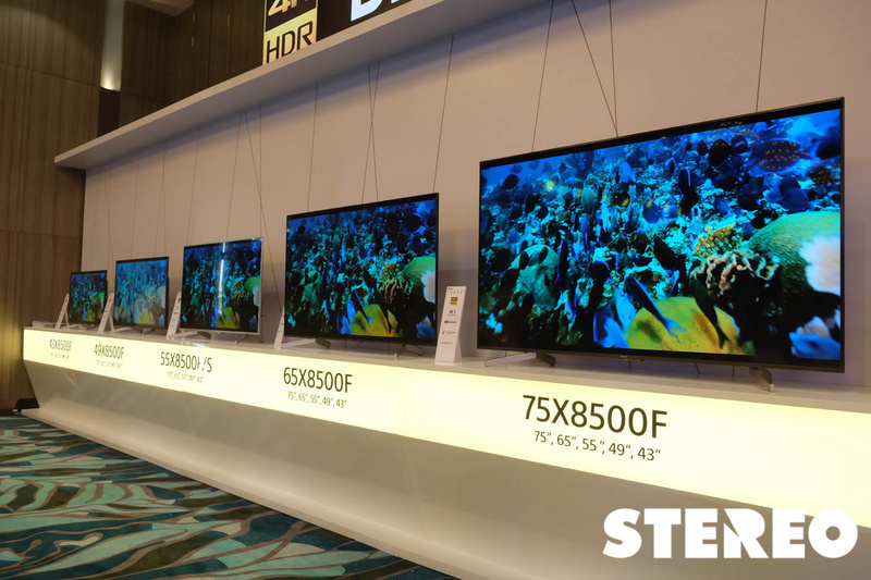 [Sự kiện] Sony công bố thế hệ TV BRAVIA OLED và 4K HDR mới