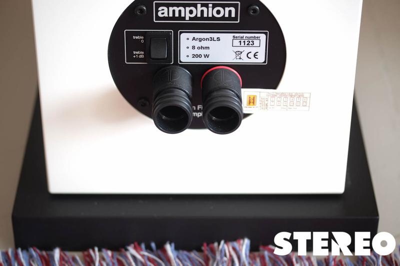 Amphion Argon-3LS: Âm thanh tự nhiên ẩn trong cặp loa tầm trung