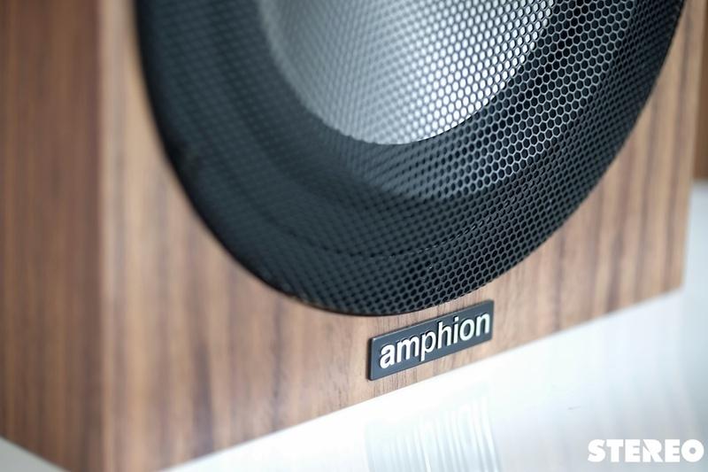 Amphion Argon 1: Đem giai điệu ngọt ngào vào những căn phòng nhỏ