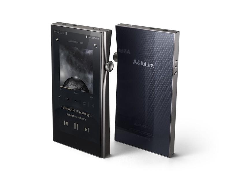 A&futura SE100 và A&norma SR15: Máy nghe nhạc hi-end thế hệ mới từ Astell & Kern