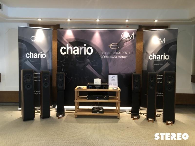 [Munich Hi-end Show 2018] Ngắm loạt sản phẩm mới của Chario