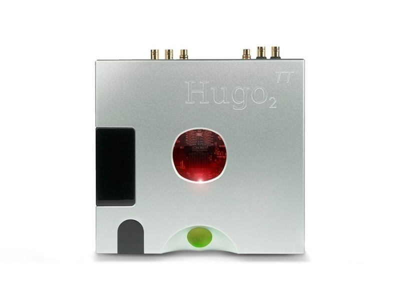 Chord Hugo TT 2: DAC cao cấp kiêm ampli tai nghe