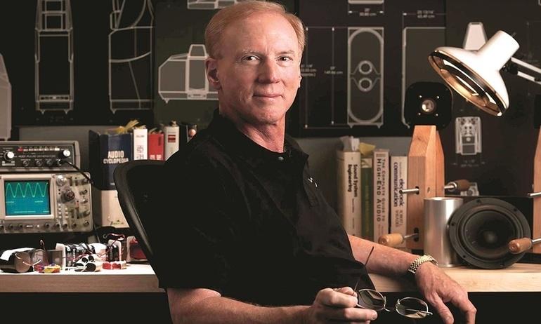 Huyền thoại David Wilson của Wilson Audio đã qua đời