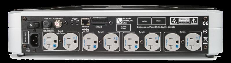 PS Audio ra mắt 3 lọc điện cao cấp P12, P15 và P20