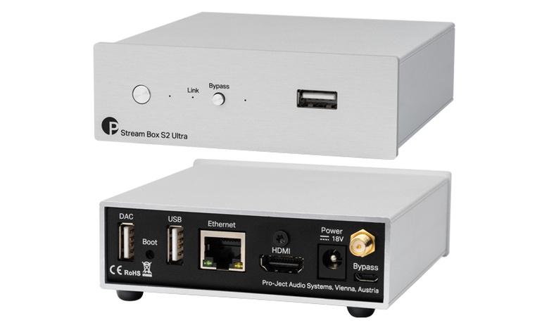Pro-Ject Stream Box S2 Ultra: Nguồn phát nhạc số nhỏ gọn và toàn năng