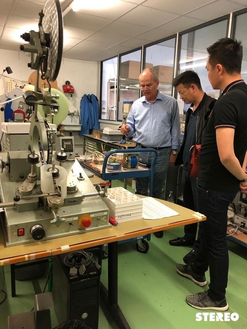 Tham quan nhà máy Nagra tại Thụy Sĩ nhân Hi-end Munich 2018